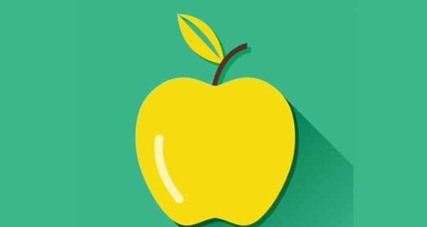 Яблочный пирог с коричневой сахарной глазурью